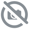Figurine – Ours polaire mangeant – Holztiguer